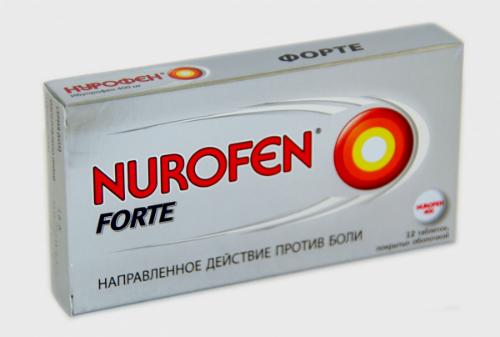 нурофен от головной боли инструкция по применению