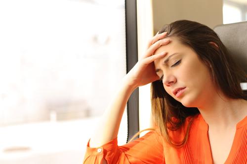Причины внезапного головокружения и слабости