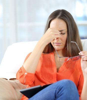 Причины головокружения от наклона головы и как от него избавиться