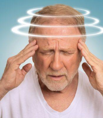 Как лечить головокружение в пожилом возрасте