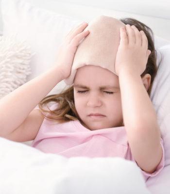 Симптомы и особенности лечения мигрени у детей