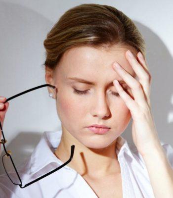 Почему кружится голова: основные причины