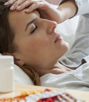 Почему после гриппа кружится голова