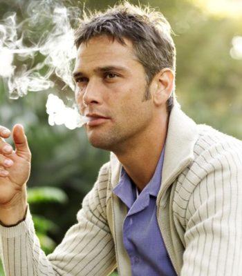 Почему после курения начинает кружиться голова