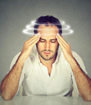 Причины и лечение слабости и головокружения у мужчин