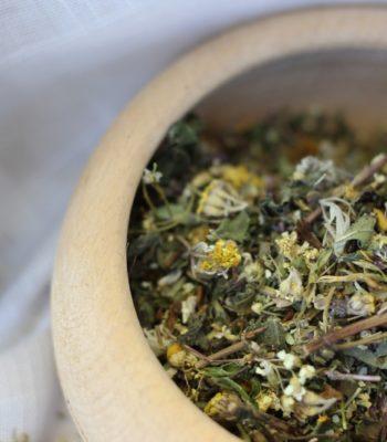 Как лечить мигрень травами