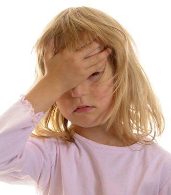 Что делать, если у ребенка кружится голова